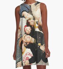 BTS A-Linien Kleid