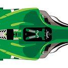 Car Racing by aeilos