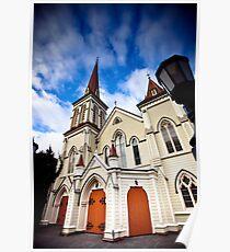 St Johns Presbyterian Church Poster