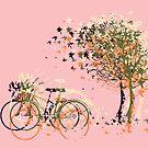 Autumn Leaves Trees by Van Nhan Ngo