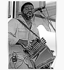 Zydeco Poster