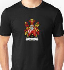 Keyes Coat of Arms - Family Crest Shirt Unisex T-Shirt