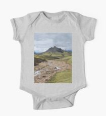 an incredible Indonesia landscape One Piece - Short Sleeve