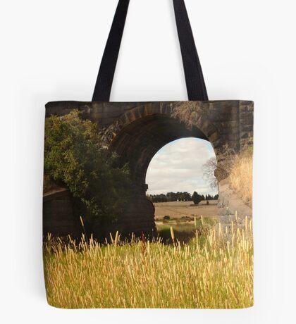 Railway Bridge,Geelong Outskirts Tote Bag