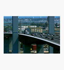 Bolte Bridge Photographic Print
