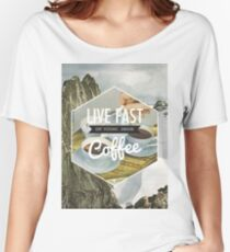 Live Fast Women's Relaxed Fit T-Shirt