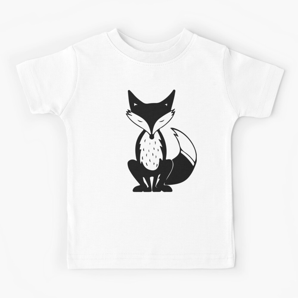 Fantastic Mr Fox Kids T Shirt By Fayelangoulant Redbubble