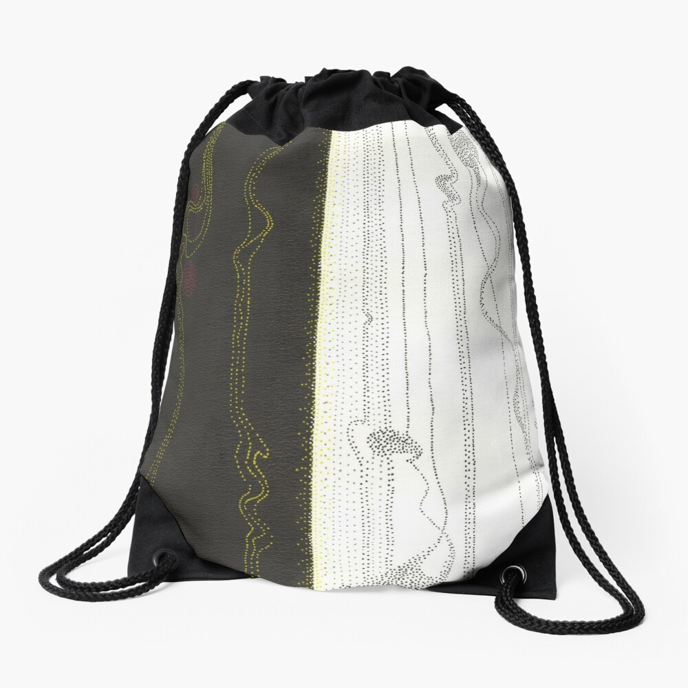 Evolutions - Beginnings Drawstring Bag