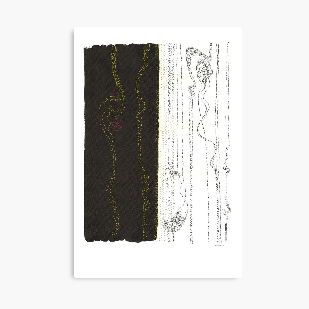 Evolutions - Beginnings Canvas Print