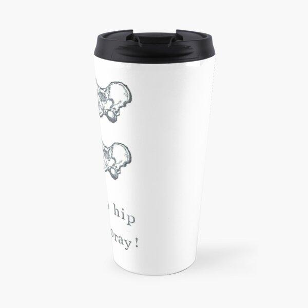 Hip Hip Hooray! Travel Mug