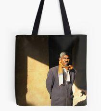 Man of India Tote Bag