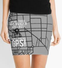 Location ( Our life saver ) Mini Skirt