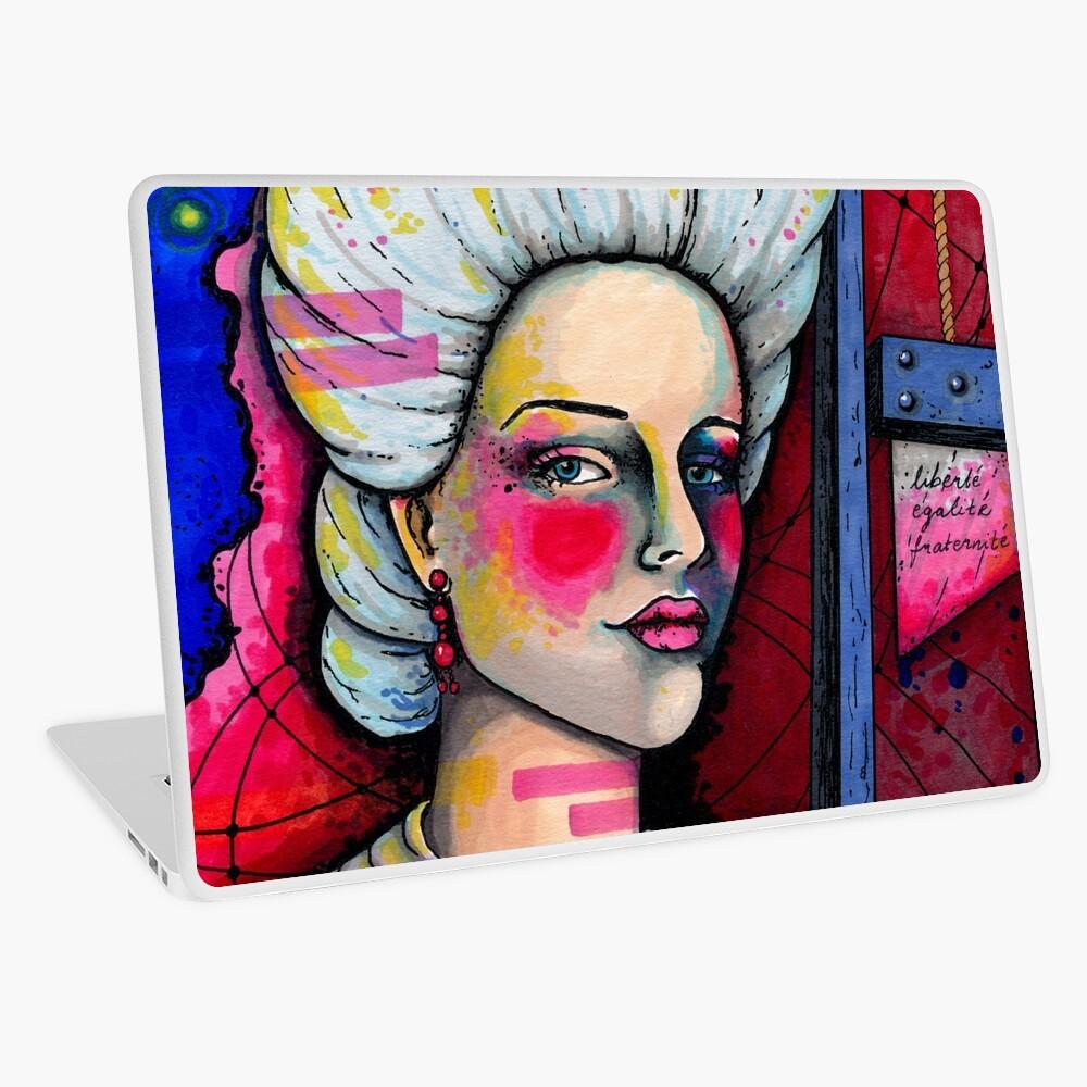 Olympe de Gouges Laptop Skin
