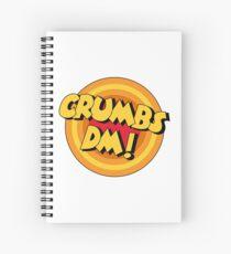 Crumbs DM Penfold Catchphrase Spiral Notebook