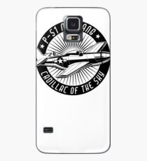 P-51 Mustang Cadillac of the Sky Case/Skin for Samsung Galaxy