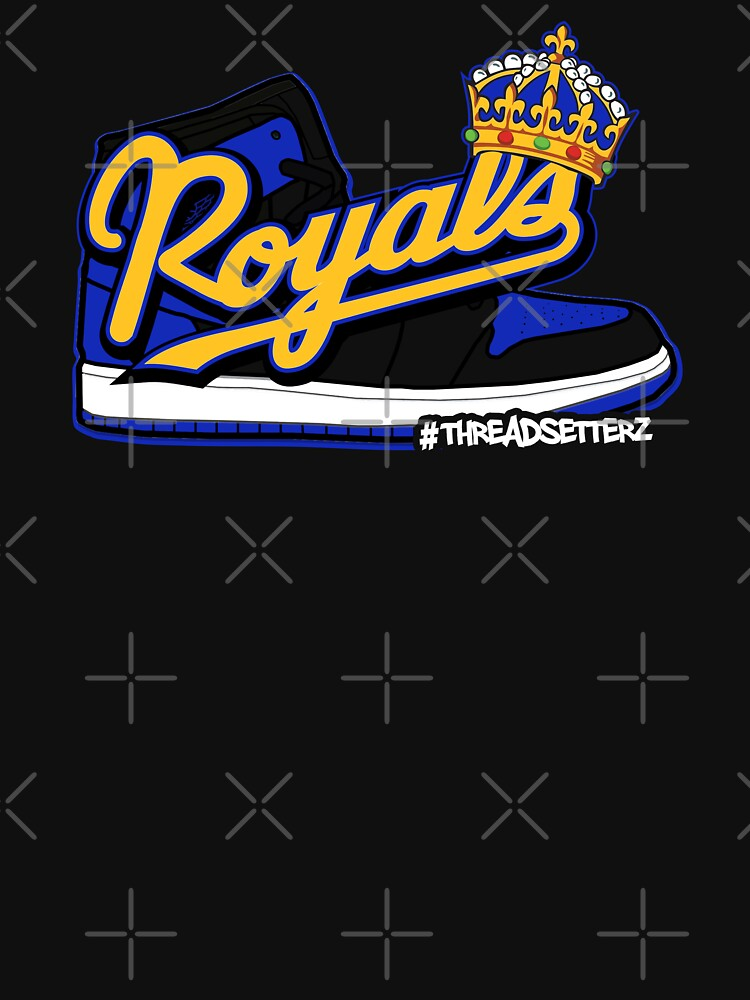 Royals Tee by themarvdesigns
