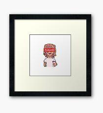 Lil Pump Esskeetit Merchandise Framed Print