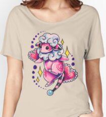 Flaaffy Women's Relaxed Fit T-Shirt