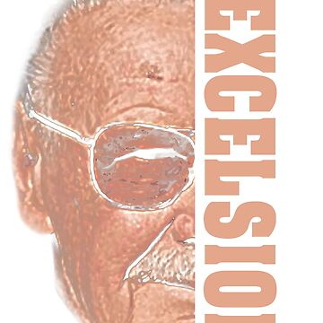 Excelsior, Perfect Stan Lee Shirt by Adik