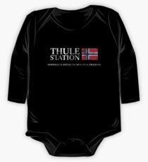 The Thing - Thule Station Antarctica Distressed One Piece - Long Sleeve