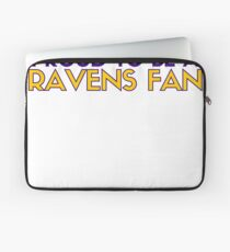 PROUD RAVENS FAN Laptop Sleeve