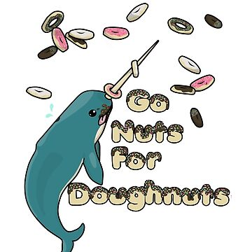 Go Nuts For Doughnuts by Toptheundead