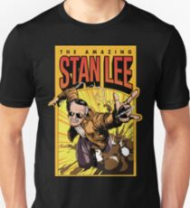 Stan Lee - The man The Myth The Legend T-shirt Unisex T-Shirt