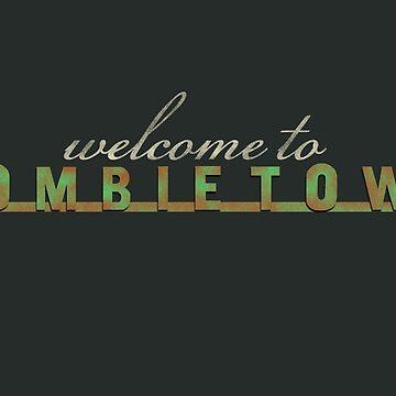 Zombietown by hxvoltage