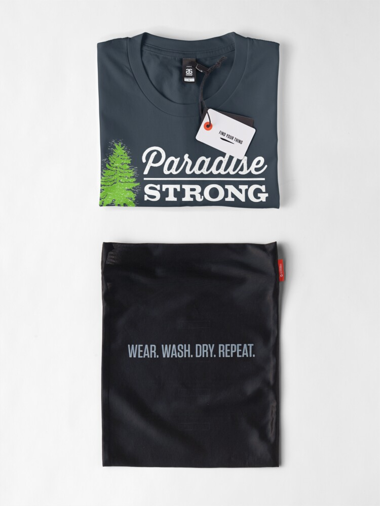 Alternate view of Paradise Strong Premium T-Shirt