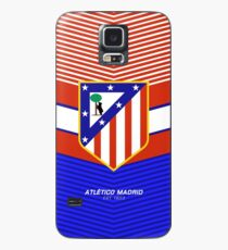 Atletico Madrid | est 1903 | Logo Design - Pillow | Phone Case | Tablet | T Shirt | Duvet | Mug | Clock | Poster | Home Decor and more Case/Skin for Samsung Galaxy