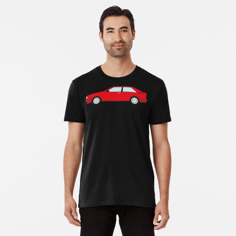 The DriveTribe Audi Quattro design Premium T-Shirt