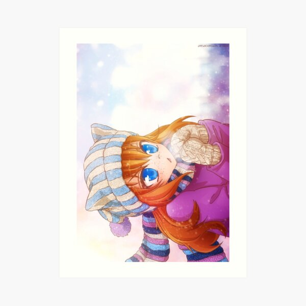 Winter Ada Art Print