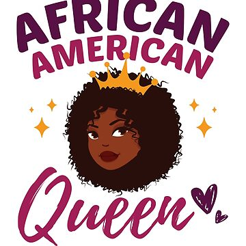 African American Queen by jaygo