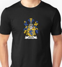 Mahon Coat of Arms - Family Crest Shirt Unisex T-Shirt