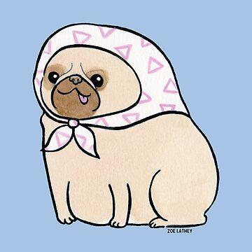 Pretty Pug by zoel