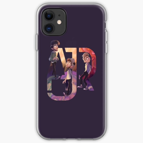 AJR: The Click Galaxy iPhone Soft Case