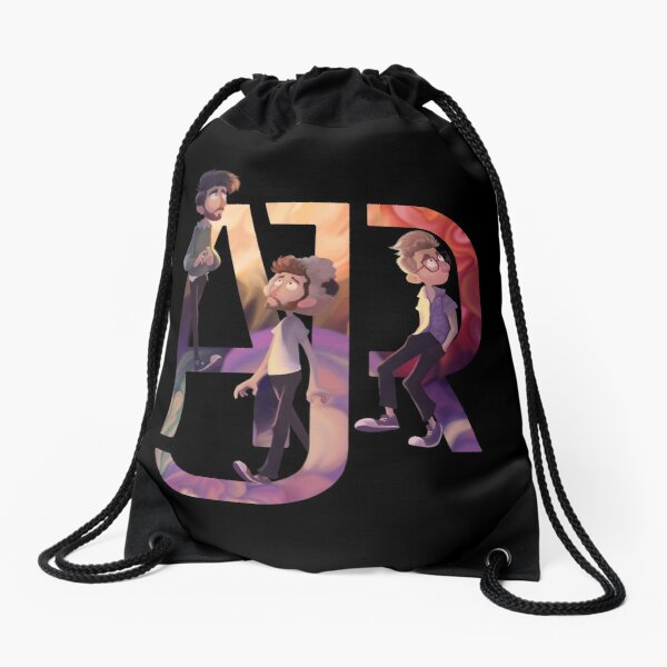 AJR: The Click Galaxy Drawstring Bag