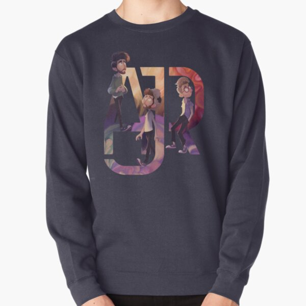 AJR: The Click Galaxy Pullover Sweatshirt