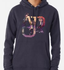 AJR: The Click Galaxy Pullover Hoodie
