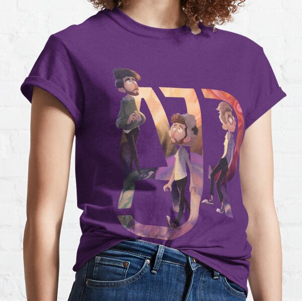 AJR: The Click Galaxy Classic T-Shirt