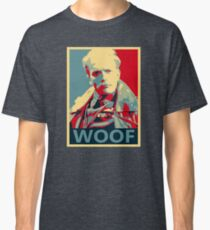 Camiseta clásica Lord Flashheart 'Woof' Design