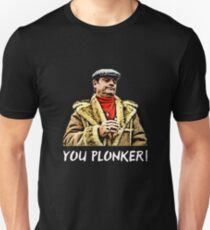 Del Boy You Plonker Only Fools and Horses  Unisex T-Shirt