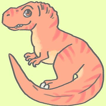 Lil T-Rex by SpectacledPeach