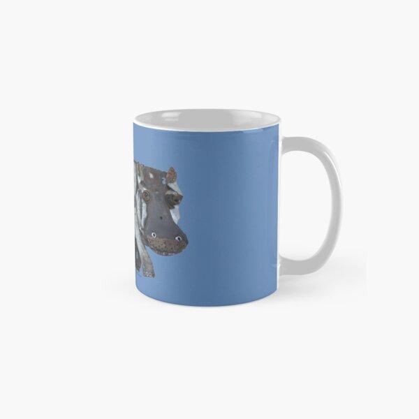 """Hennessy"" the Hippo Classic Mug"