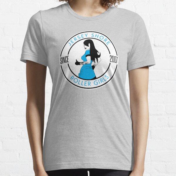 Jersey Shore Roller Girls Since 2007 Essential T-Shirt