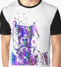 Cane Corso, Cane Corso dog, watercolor Cane Corso, Italian Mastiff Graphic T-Shirt