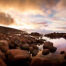 Bunker Bay, Rock Pools by Levi Buzolic
