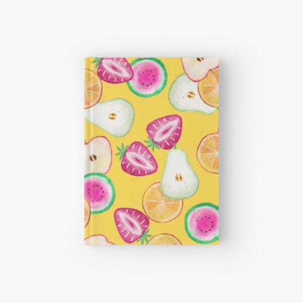 Fruit Salad Hardcover Journal