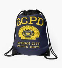Gotham City Police Department Drawstring Bag