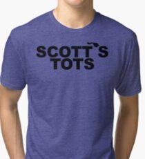 Scott's Tots Tri-blend T-Shirt